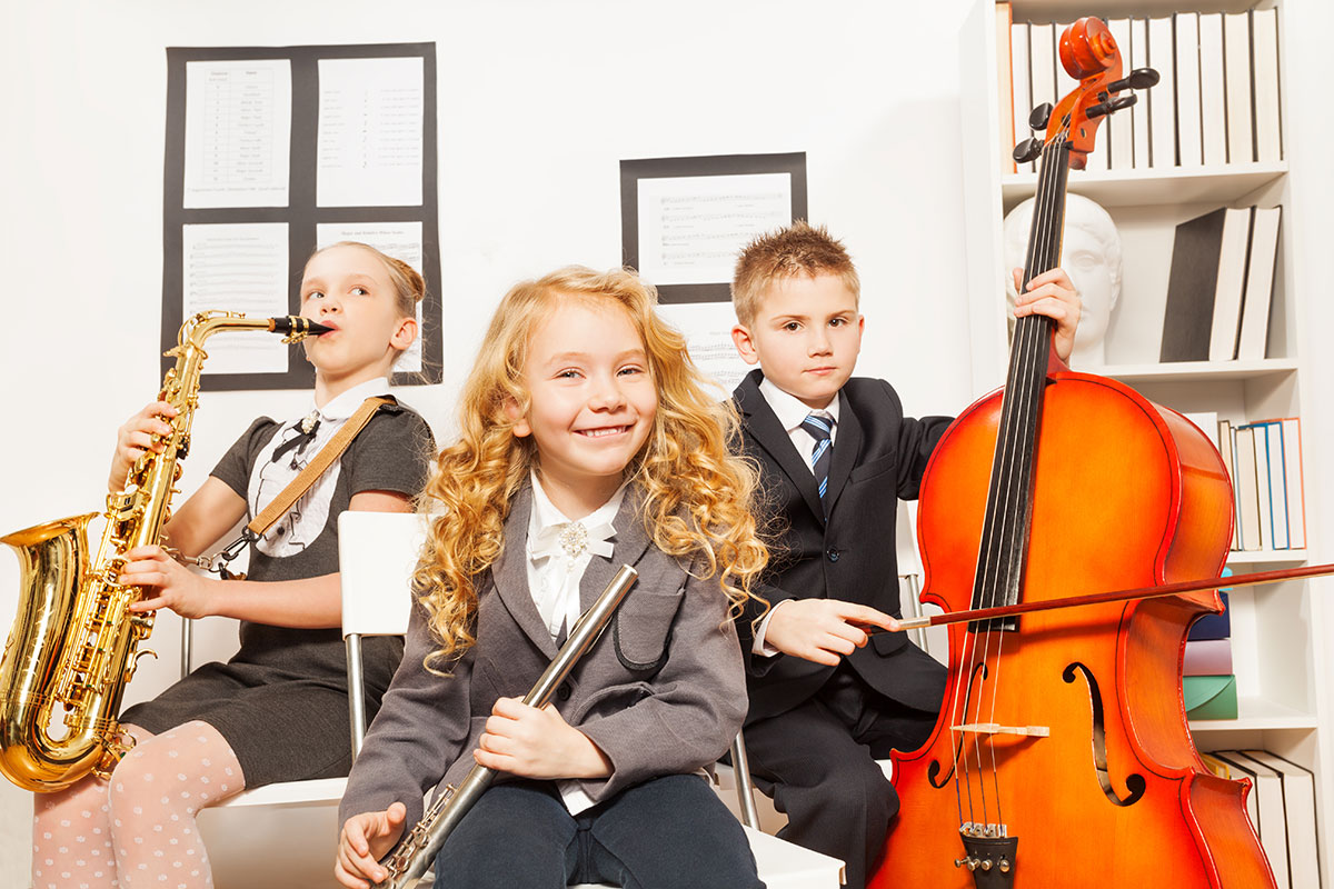 Benefits of Learning a Musical Instrument for Children