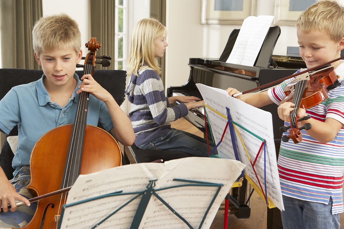 How to Choose the Right Instrument for Your Child