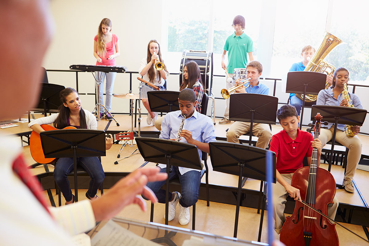 Extras with Rochester Conservatory of Music