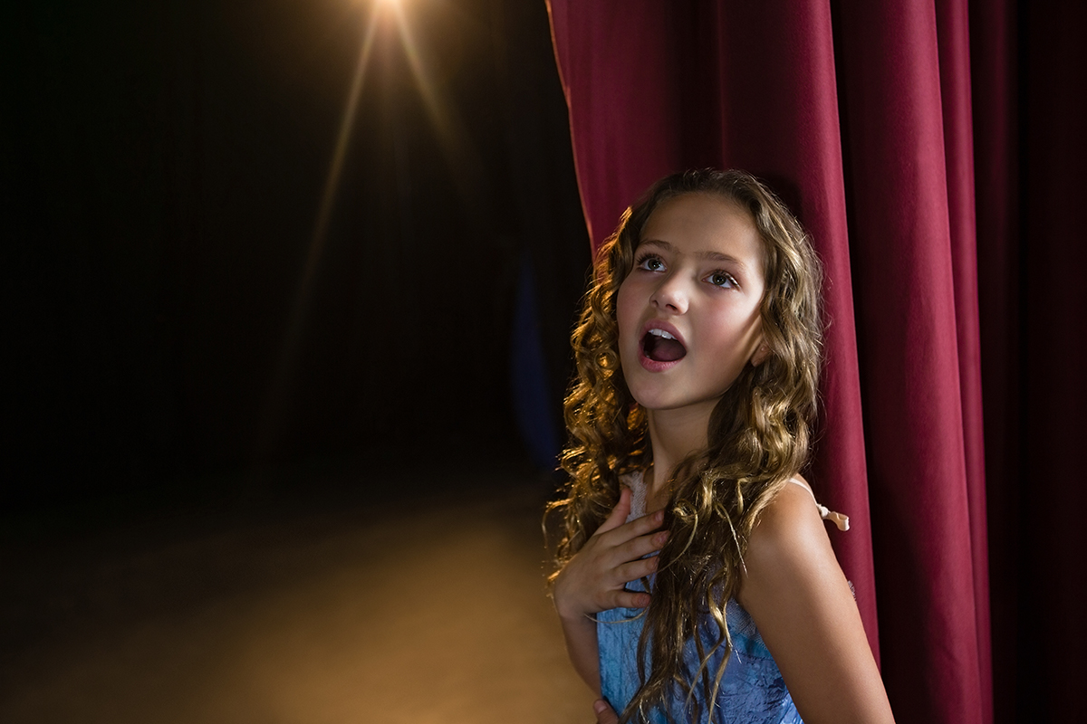 How to Help Your Child Ace Their Musical Theater Audition